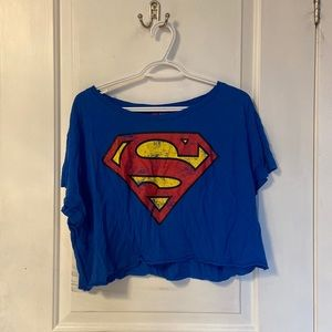 *2 for $22* H&M Superman Graphic Cropped Tee